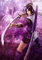 Ranmaru Mori SW3 Artowrk