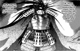 """Nobunaga, the """"6th Demon King"""""""