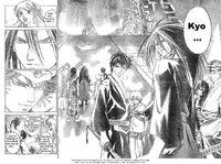 Kyoshiro and Kyo vs FCK