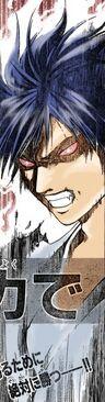 Kyoshiro True Red Eyes