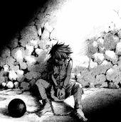 Child Kyo imprisoned