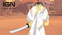 New Samurai Jack Coming to Toonami in 2016 - IGN News