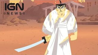 New Samurai Jack Coming to Toonami in 2016 - IGN News