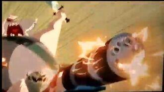 Samurai Jack Season 5 promo Battle (featuring the Scotsman)