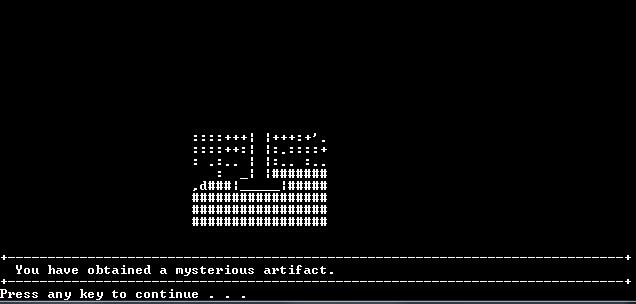 MysteriousArtifact