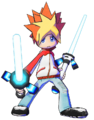 Spike Ape Escape Million Monkies NoGlow.png