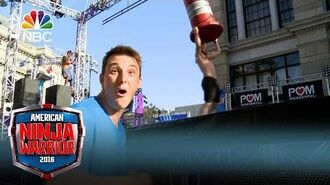 American Ninja Warrior - Crashing the Course- Los Angeles (Digital Exclusive)