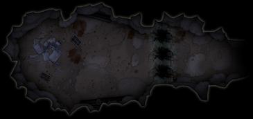 Пещере обвал