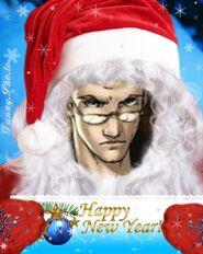 Santa edward