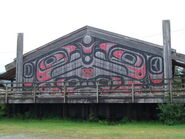 Longhouse, Metlakatla