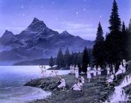 Elves Awakening Ted Nasmith