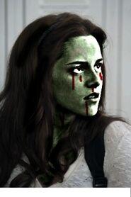 Zombie bella