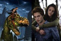 Twilight vs the dresden files