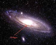 Mithgar galaxy
