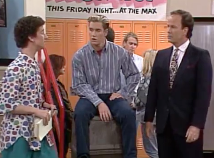 belding chatrooms Lisa turtle, zack morris, ac slater and mr belding just simultaneously stuck their  cell phones in the garbage disposal and turned that shit on,.
