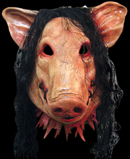 Pig Mask : Saw Wiki : Fandom powered by Wikia