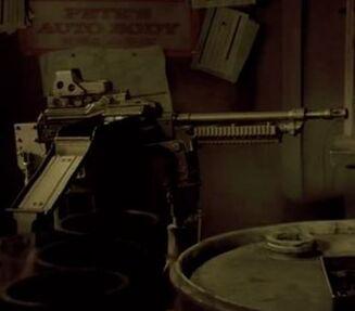 The Sentry Gun Trap