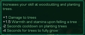 Skills forestry