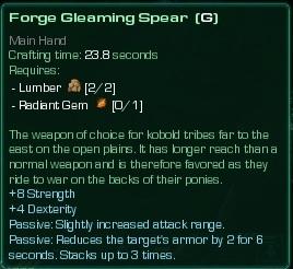 Gleaming Spear