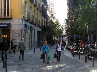 Madrid Shared Space