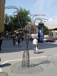 Kosice (Slovakia) - Tree of Partnership1