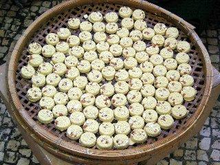 Macau Almond Biscuits by joanho1