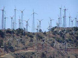 Tehachapi wind farm 3