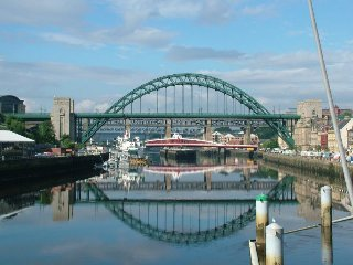 Tyne Bridge - Newcastle1