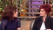 The Talk - Bellamy Young Spills on 'Scandal'