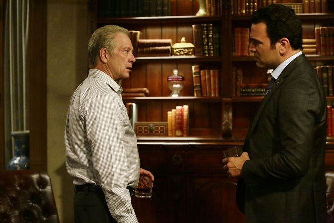 5x13 - Cyrus Beene and Francisco Vargas
