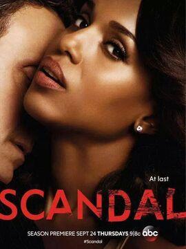 Scandal Season 5 Poster