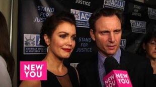 Scandal Stars Bellamy Young and Tony Goldwyn reveal Scandal's Big Finale