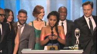 """Scandal"" Wins Outstanding Drama Series (2014 NAACP Image Awards)"