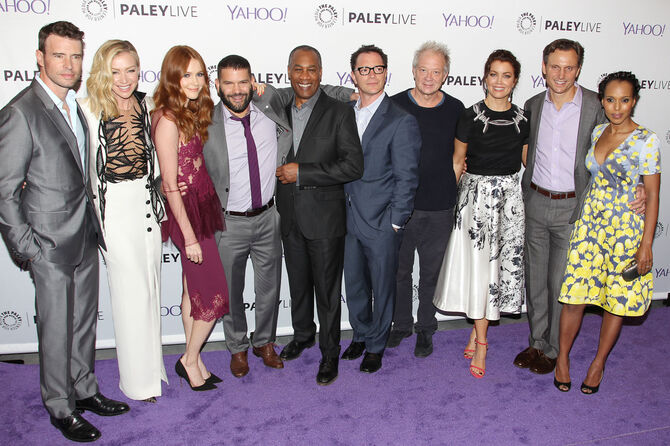 2015 Paley Center NYC - Group 0