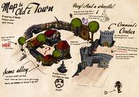MapOldTowny