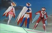 Jun, Ken and Polimar