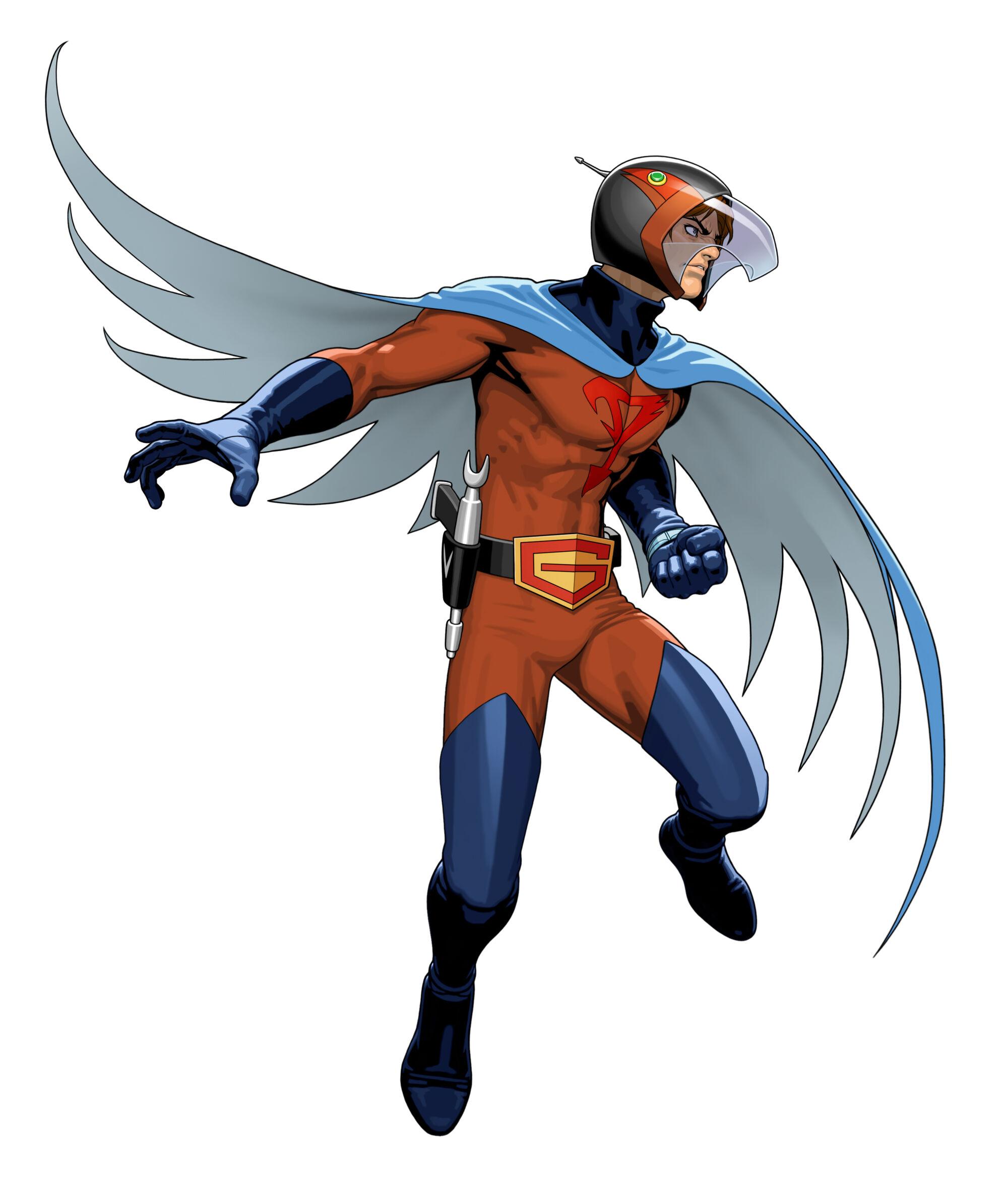 G Force Cartoon Characters : Joe asakura gatchaman wiki fandom powered by wikia