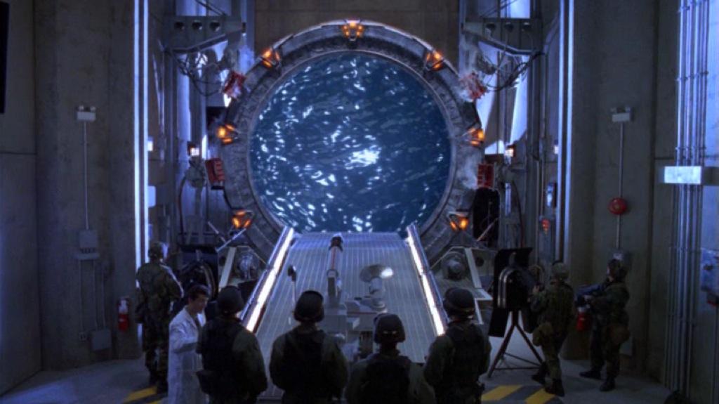 Stargate Atlantis Time Travel Episode