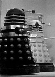 Black Dalek Supreme