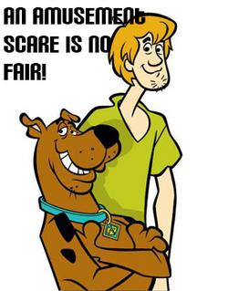 An Amusement Scare is no Fair!