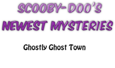 EP14 Ghostly Ghost Town