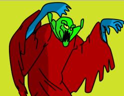 Monster Man Menace