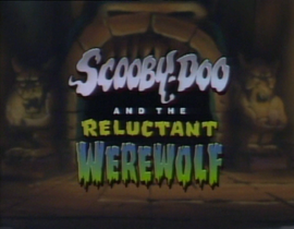 Reluctant Werewolf title card