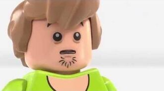 LEGO Dimensions-LEGO Dimensions TV Spot Trailer with Shaggy