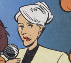 Newslady (A Broken Winged Dragon)