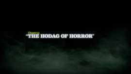 The Hodag of Horror title card