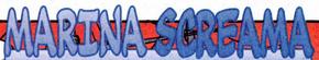 Marina Screama title card