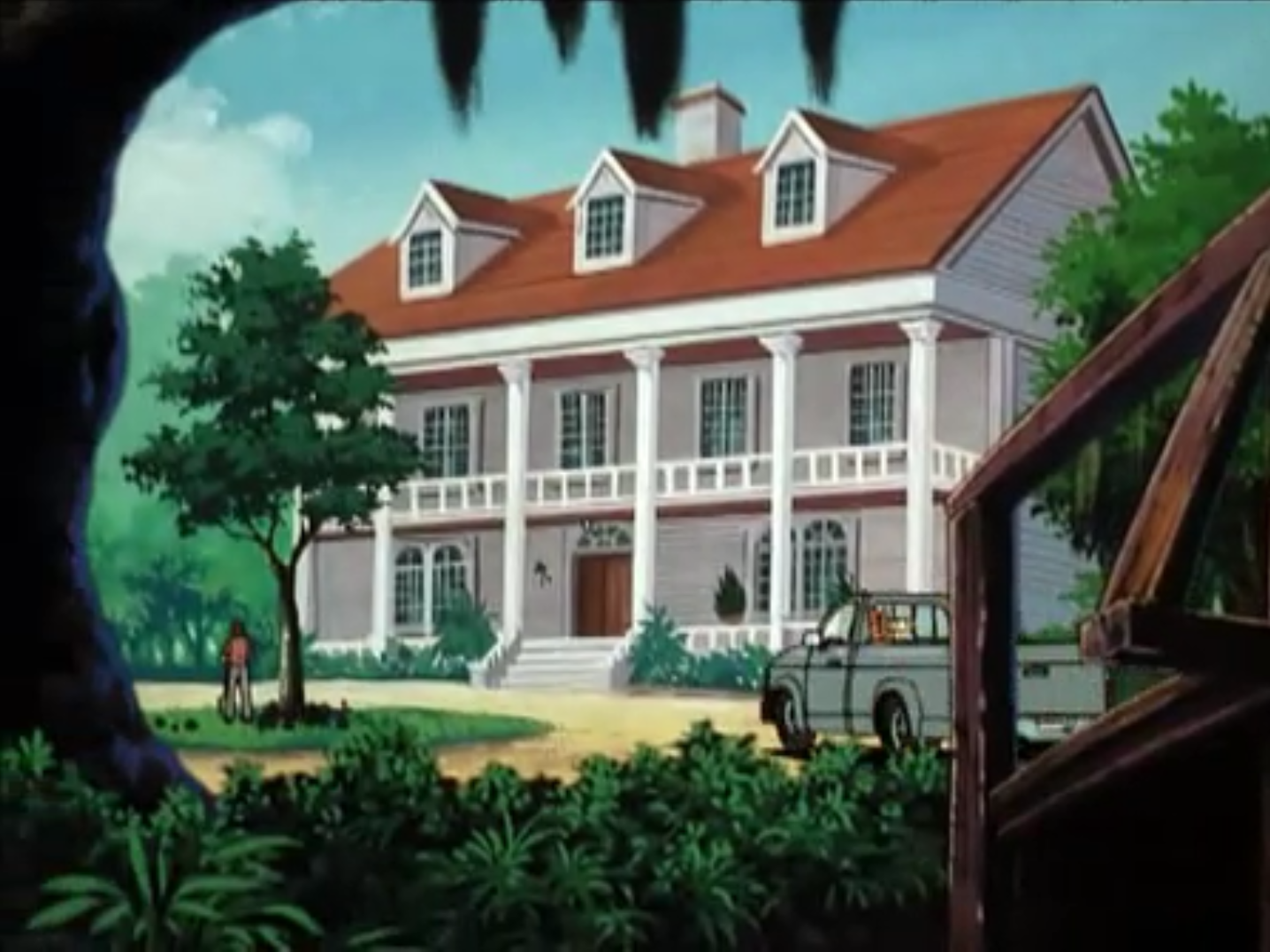 Moonscar Mansion Scoobypedia FANDOM Powered By Wikia
