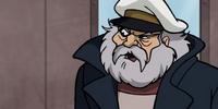 Ferry captain (Vampire Bats and Scaredy Cats)
