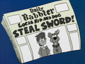 Shag and Scoob reported as sword thieves.png